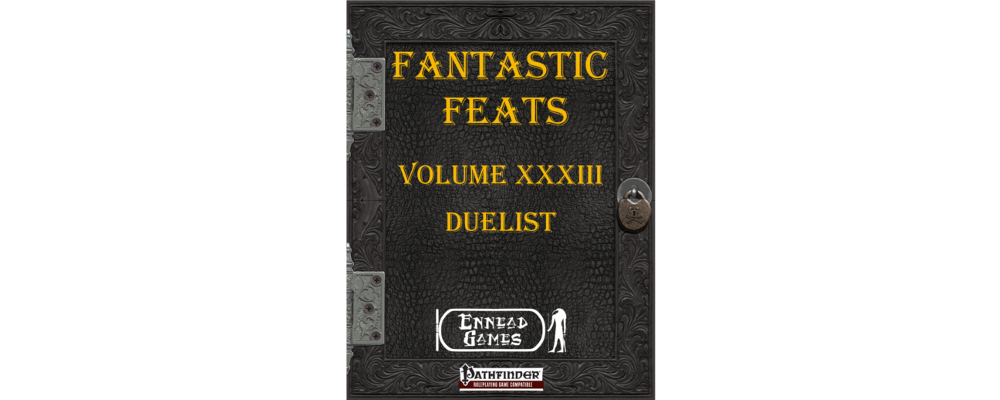 Product Hilight  - Fantastic Feats volume 33 - Duelist