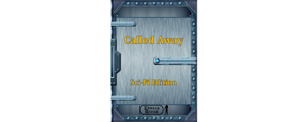 Product Hilight - Called Away : SciFi Edition