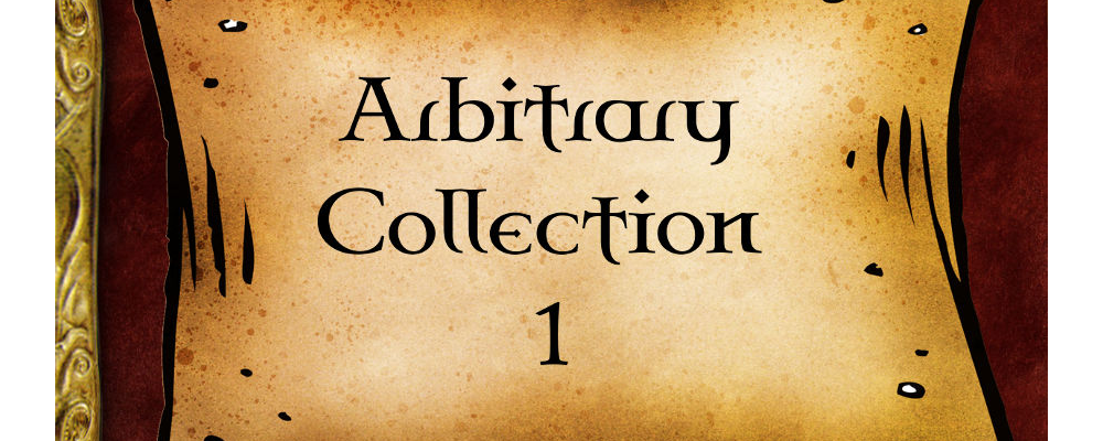 Helpful List Arbitrary Collection 1 & RPG Round Up