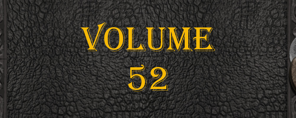 Fantastic Feats Volume 52 – Critical Feats & RPG Round Up
