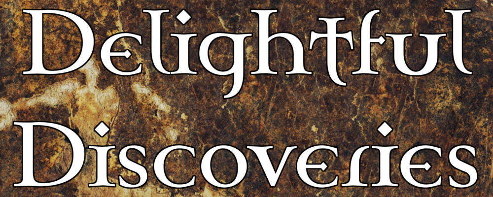 Christmas in July Sale, Delightful Discoveries Volume 1 & RPG Round Up