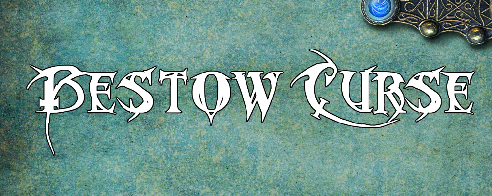 Spell Options 4 – Bestow Curse & RPG Round Up