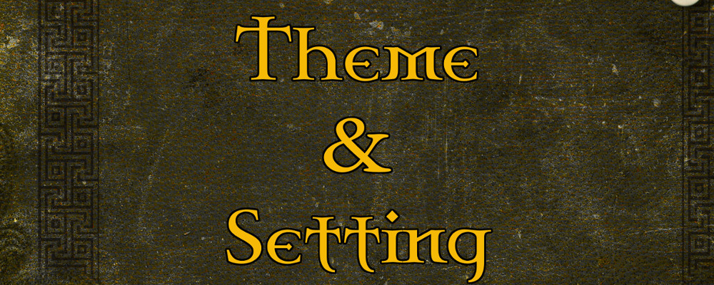 Quick Generator – Theme and Setting and the RPG Round Up