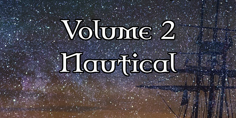 Assorted Slang & Terminology Volume 2 – Nautical out now