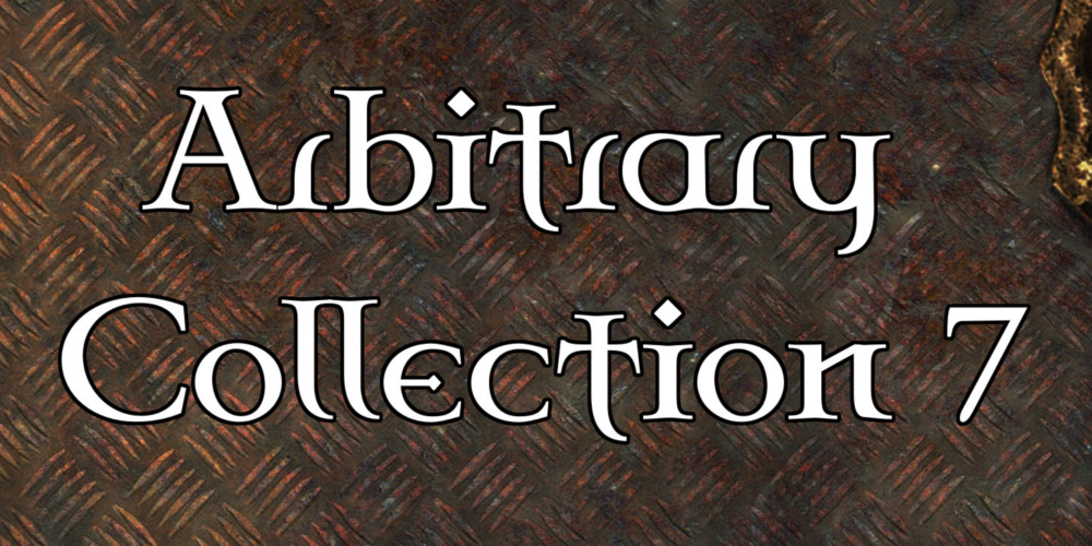 Helpful List – Arbitrary Collection 7 out now