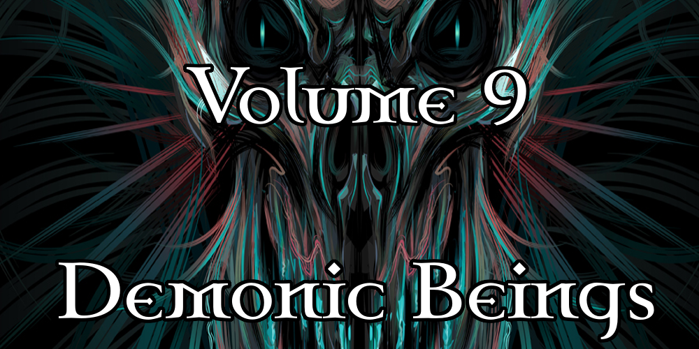 [PDF] Creature Description Generator – Volume 9 – Demonic Beings